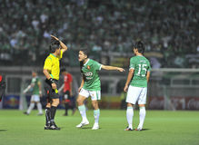 Thai Premier League 2011 Stock Images