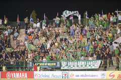 Thai Premier League (TPL) Royalty Free Stock Photography