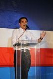 Thai Prime Minister Abhisit Vejjajiva Royalty Free Stock Photo