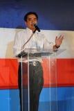 Thai Prime Minister Abhisit Vejjajiva Royalty Free Stock Image