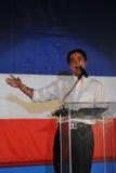 Thai Prime Minister Abhisit Vejjajiva Royalty Free Stock Photography