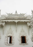 Thai public temple - Wat Rong Khun, Chiangrai Royalty Free Stock Images