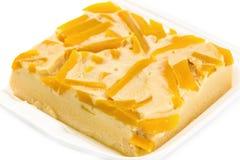 Thai pumpkin dessert Stock Images