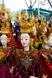 Thai puppet Stock Image