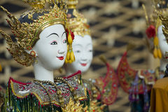 Thai Puppetry Royalty Free Stock Image
