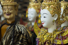 Thai Puppetry Stock Photography