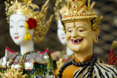 Thai Puppetry Royalty Free Stock Photo