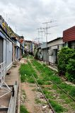 Thai Railway Royalty Free Stock Photography