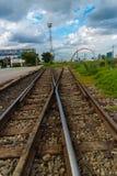 Thai railway Stock Images