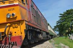 Thai Railway stock photography