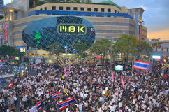 Thai rallies against amnesty bill Royalty Free Stock Photography