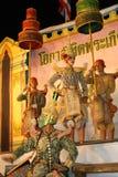 Thai Ramayana Royalty Free Stock Image