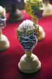 Thai Ramayana Head Dolls Royalty Free Stock Images