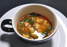 Thai red  curry Royalty Free Stock Image