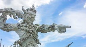 thai religiös skulptur Royaltyfri Fotografi