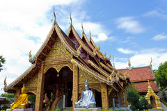 Thai Religious Building Royalty Free Stock Photos