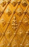 Thai religious sculpture Royalty Free Stock Photos
