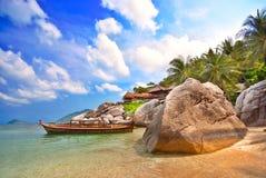Thai resort Royalty Free Stock Image