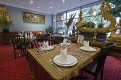 Thai Restaurant. Restaurants serving Thai cuisine in Sydney. Menus, Photos, Ratings and Reviews for Thai Restaurants royalty free stock image