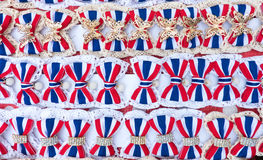 Thai ribbon Royalty Free Stock Images