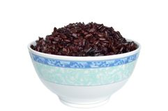 Thai rice berry Royalty Free Stock Photography