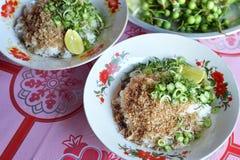 Thai rice salad Royalty Free Stock Photography