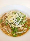 Thai rice vermicelli Stock Images