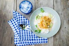 Thai rice vermicelli Stock Photos