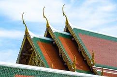 Thai roof Stock Photos