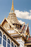 Thai roofs Stock Photography