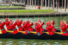 Thai Royal Barge Stock Photography
