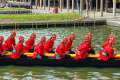 Thai Royal Barge Stock Images