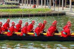 Thai Royal Barge Stock Images