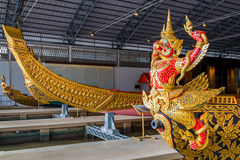 Thai Royal Barge Open Museum Stock Photos