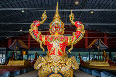 Thai Royal Barge Open Museum Stock Photography