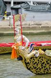 Thai royal barge Stock Photos