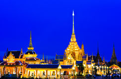 Thai Royal Crematorium Royalty Free Stock Images