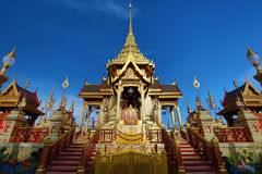 Thai royal crematorium Stock Images