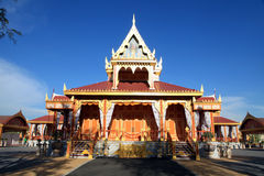 Thai Royal Crematorium in Thailand Royalty Free Stock Photos