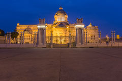 Thai Royal Dusit Palace in bangkok Royalty Free Stock Photos