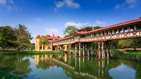Thai royal palace Royalty Free Stock Image