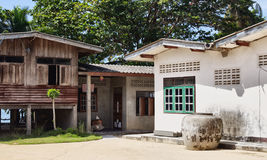Thai Rural Village Stock Photos