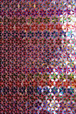 Thai's pattern made from colorful glass Royalty Free Stock Photography
