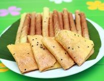 Thai's snack. The delicious Thai's snack Royalty Free Stock Photos