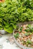 Thai Saba Salad Royalty Free Stock Photography