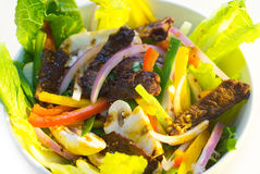Thai salad Royalty Free Stock Photography