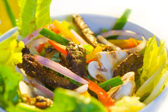 Thai salad Royalty Free Stock Images