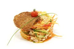 Thai salad Stock Photography