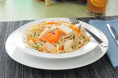 Thai Salad Royalty Free Stock Photography