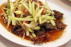 Thai salad Stock Image